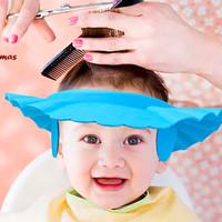 Topi Keramas Anak dgn Penutup Telinga (Melindungi mata & telinga anak)