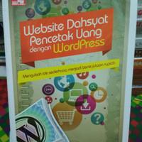 ORIGINAL, website Dahsyat pencetak uang dengan WordPress