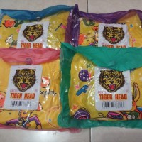 Jas Hujan Anak Remaja Stelan/Setelan Happy Kids 68333 Tiger Head
