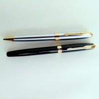 Sepasang Fountain Pen dan Roller Pen Baoer