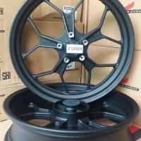 Velg Racing Vixion Double Disc Tapak Lebar 300-450 Velg Lebar Racing
