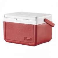 Coleman FlipLid 6 Personal Cooler (Red)