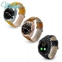 Smartwatch Import Dengan Strap Karet Untuk Pria/Wanita X3