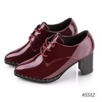 Boots high block korea #5512