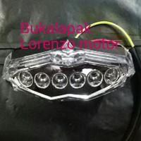 Harga Jenis Lampu Led Motor Travelbon.com