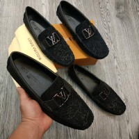 SEPATU LOAFERS LOUIS VUITTON LIMITED EDITION 0fb746ce37
