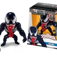 Promo Jada Metals Figure 4in Marvel Comic Spiderman Venom M254