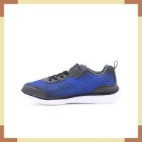 Harga power sepatu anak pria elate speck blue black   Pembandingharga.com