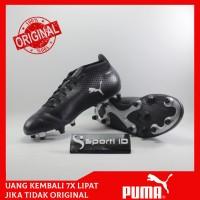 Sepatu Bola Puma One 17.4 FG Black 104075-04 Original b89c52001d