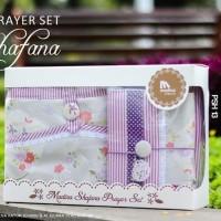 GRATIS ONGKIR Prayer Set Madina Shafana Premium Mukena Katun Jepang