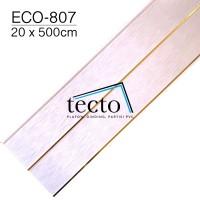 TECTO Plafon PVC ECO-807 (20cm x 500cm)