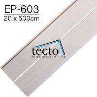 TECTO Plafon PVC EP-603 (20cm x 500cm)