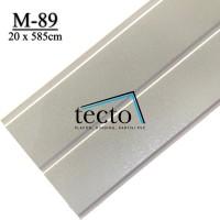 TECTO Plafon PVC M-89 (20cm x 585cm)