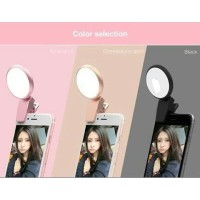 RING LIGHT SELFIE LED / LAMPU SELFIE / SELFIE LAMP RING
