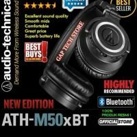 Audio Technica ATH M50xBT ATH M50x BT Monitoring Bluetooth Headphone