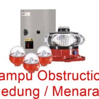 Lampu Obstruction Menara Avlite AV-OL-FL864 LED Medium Intensity