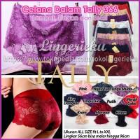 Harga celana dalam wanita fashion brokat tally 366 all size l xl | antitipu.com