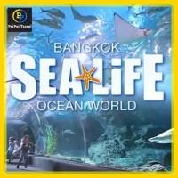 Harga tiket sea life bangkok ocean world murah | antitipu.com
