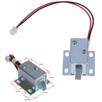 Solenoid for Door Lock DC 12v Automatic Electronic Arduino RFID