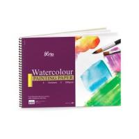 Arto Watercolour Paper A3 Wire O - 200gsm - Cellulose
