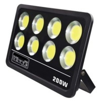 Lampu Sorot Flood Light LED COB 200W Tembak 200 W Outdoor 200 Watt