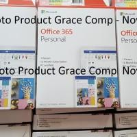 MICROSOFT Office 365 Personal [QQ2-00570] - Resmi Synnex Metrodata