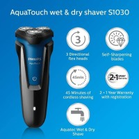 Philips Shaver S1030 Aquatouch Alat Cukur Philips S1030