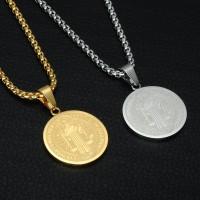 Kalung Medali Santo Benediktus | Rosario | Salib