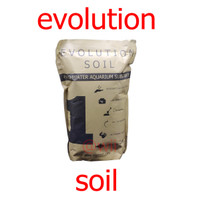 evolution soil media tanam aquascape