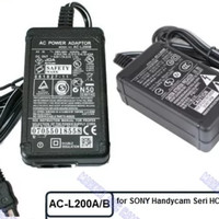 Charger Adaptor SONY AC-L 200B