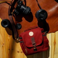 Tas Kamera Sling Bag Camera Mirrorless DSLR - Firefly Ivers Maroon