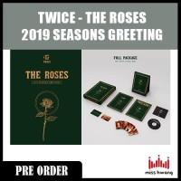 TWICE SEASONS GREETING 2019