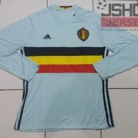 Best Jersey Belgia Away New Lengan Panjang Limited Edition