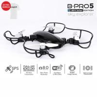 BRICA B-PRO 5 SE Sky Explorer Drone + White T-shirt