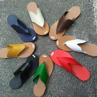 sandal capit kulit teplek