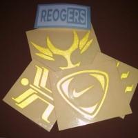 custom sticker satuan stiker reflektif