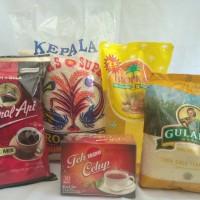 Paket Sembako Super Murah 5kg