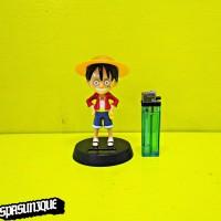 Pajangan Solar Figure Luffy