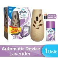 Glade Matic Device + Refill Lavender