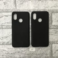 Softcase Slim Black Matte Xiaomi Redmi Note 7