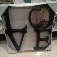 Figurine Love plus Cermin