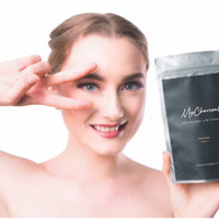 Charcoal Powder Baby Pouch