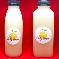 Harga sari lemon 100 lemon murni daily lemon minuman kesehatan isi 500 | antitipu.com