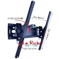 BRACKET TV 32 - 60 in/inch - LED/LCD - Breket/Braket 24-40-55 Dinding