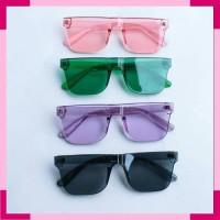 Kacamata FLAT JELLY | Kacamata Jaman Now