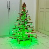 Pohon Natal Zaman Now