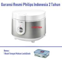 PHILIPS Rice Cooker 1L HD3126 - HD 3126 Garansi Resmi
