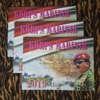 NEW* KALENDER KORPS MARINIR TNI AL TERBARU TAHUN 2019