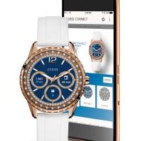 Guess Connect C1003L1 Jemma Smartwatch - Jam Tangan Wanita - Putih