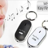 Gantungan kunci siul key finder on off whistle led lamp mobil - HMB004